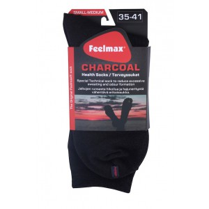feelmax Varvassukat Charcoal