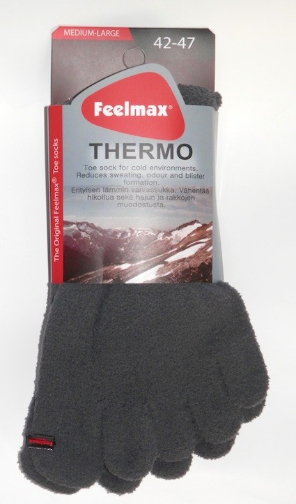 feelmax Varvassukat Thermo heel