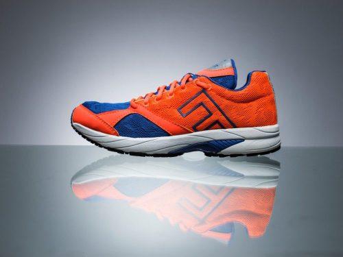 feet distance miesten oranssi